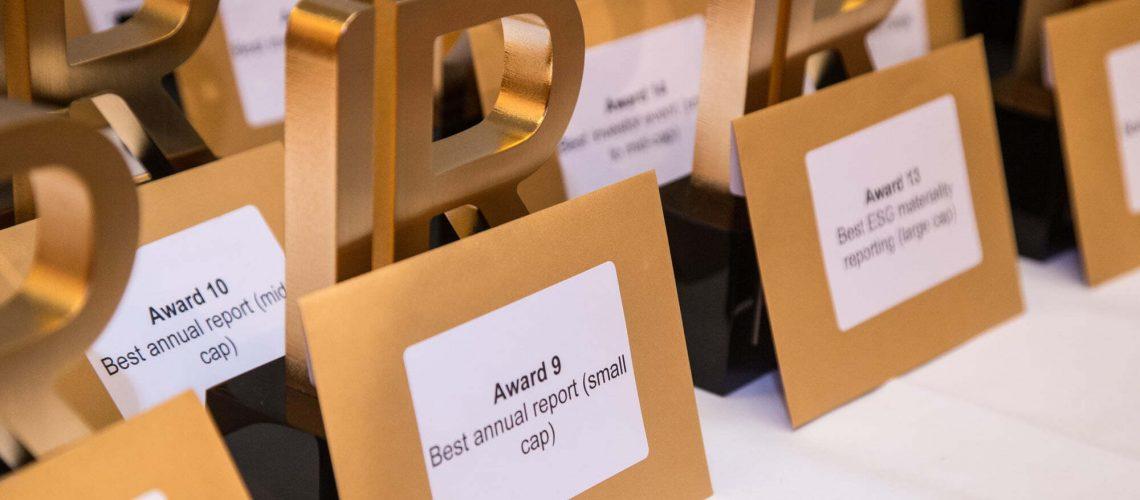 2021 IR Magazine Europe Awards